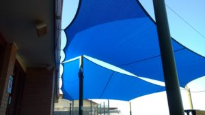 Altona Sports Club, Shade Sails (2)