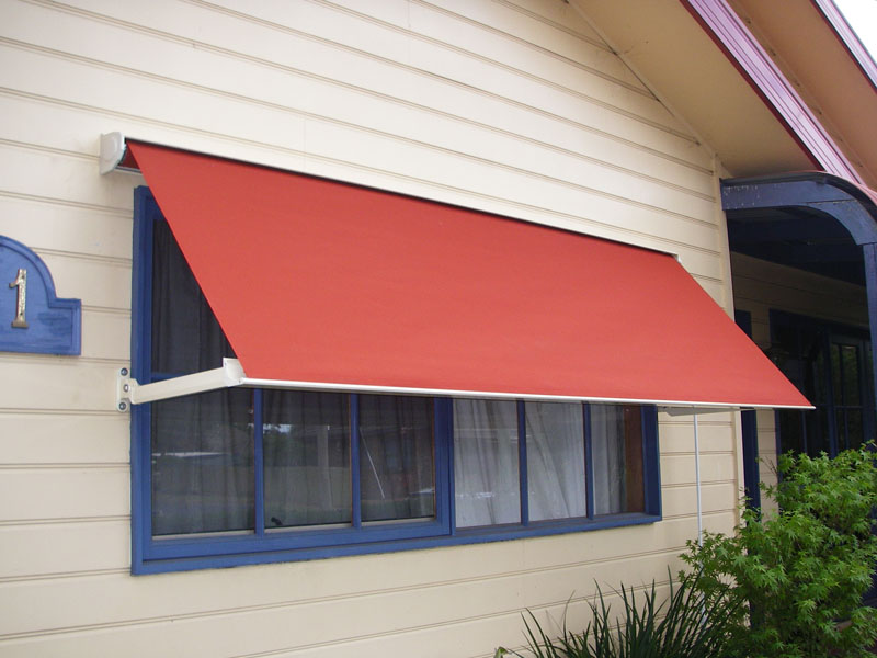 Drop Arm Awnings 1