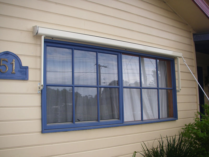 Drop Arm Awnings 2