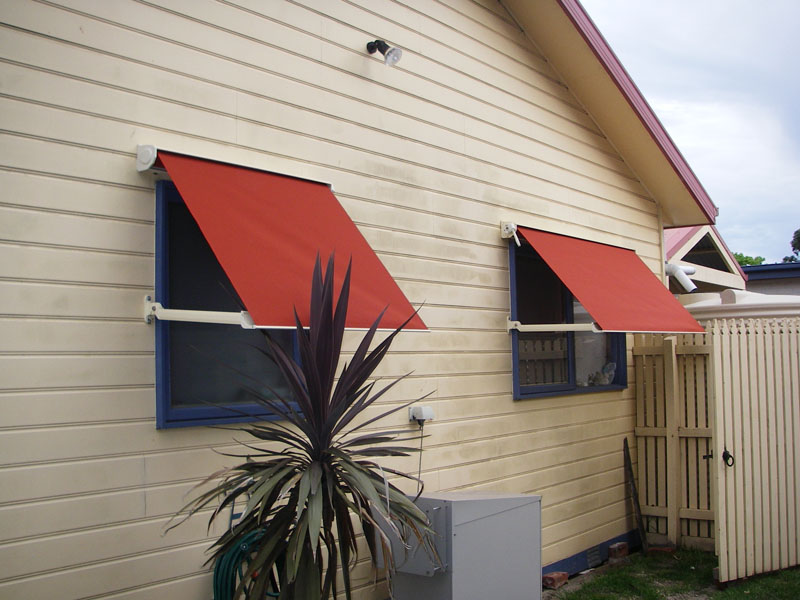 Drop Arm Awnings 4