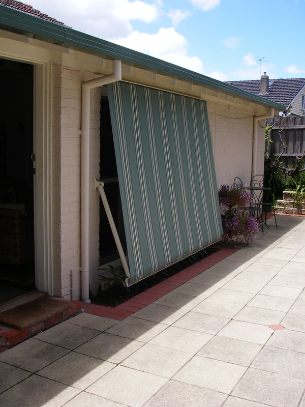Drop Arm Awnings 5