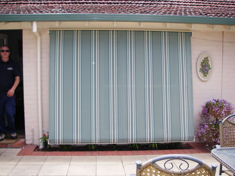 Drop Arm Awnings 6