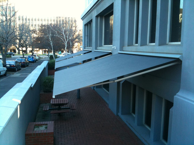 Folding Arm Awnings