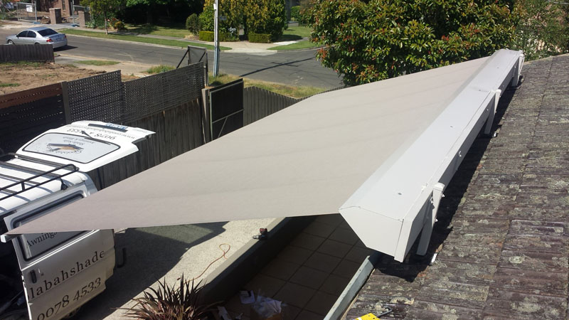 Folding Arm Awnings 34