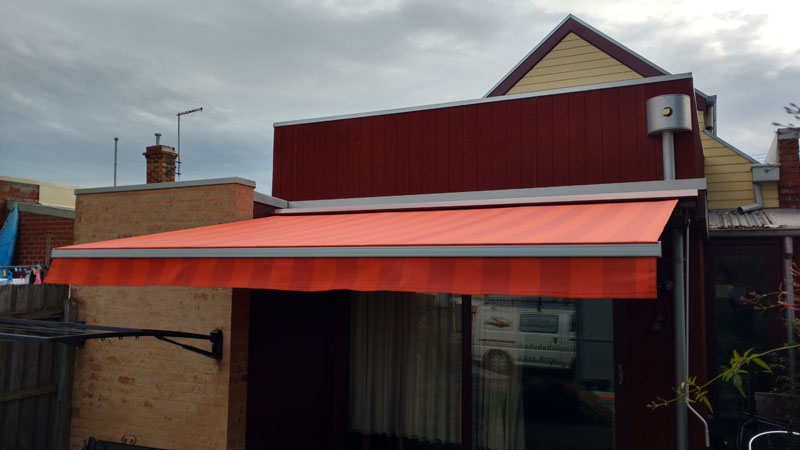 Folding Arm Awnings 46