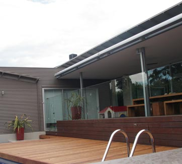 Folding Arm Awnings Melbourne Retractable Awning Coolabah Shades
