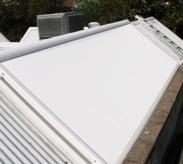 Reflex Skylight Awning